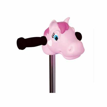 Scootaheadz Têtes de Trottinette Poney Rose