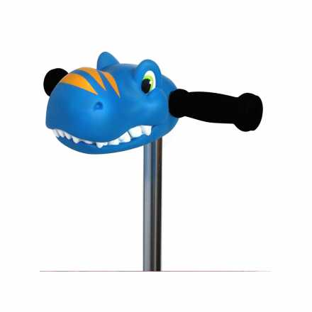 Scootaheadz - Têtes de Trottinette - Dino Bleu