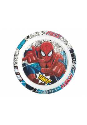 Assiette Plate Disney Spiderman