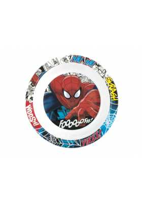 Assiette Disney Spiderman