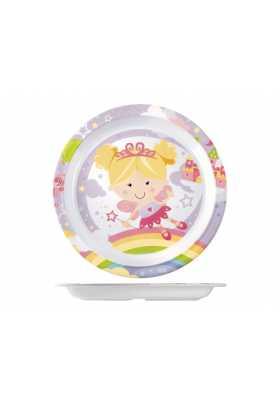 Assiette Plate Fairy Tales