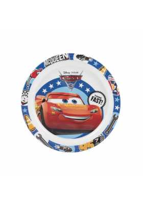 Assiette Plate Disney Cars