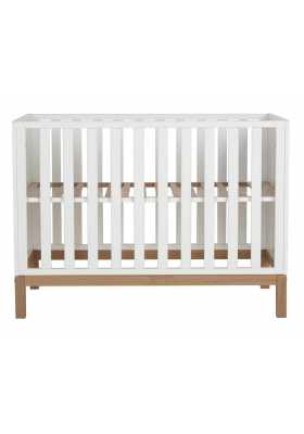 Lit Bébé HIP 120x60 - White